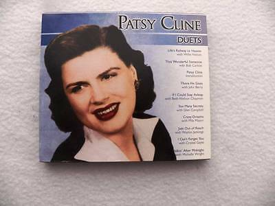 2004 Patsy Cline Duets BCI 40893-2 Country Music CD