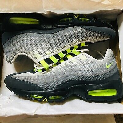 new styles 566e6 9c8a9 Mens Nike Air Max 95 2013 Prm Tape Qs - Uk 9.5 - Cool Grey