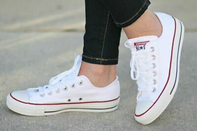 aa9cf8a534b7 Converse Chuck Taylor All Star Women Shoes size 6 US Women s White NEW