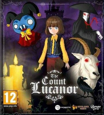 The Count Lucanor - STEAM KEY - Code - Download - Digital - PC, Mac & Linux