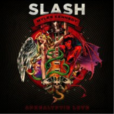 Slash-Apocalyptic Love (UK IMPORT) CD NEW
