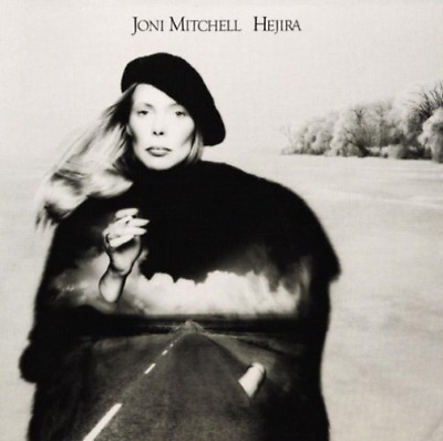 Joni Mitchell-Hejira (UK IMPORT) CD NEW