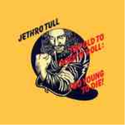 Jethro Tull-Too Old To Rock 'N' Roll (UK IMPORT) CD NEW