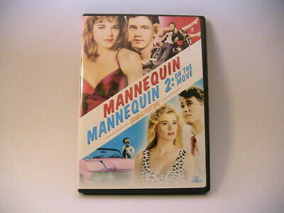 Mannequin Double Feature 1 And 2 On The Move DVD Buy 3 Get 1 Free