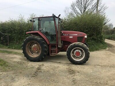 Case CX90 4WD Tractor International McCormick