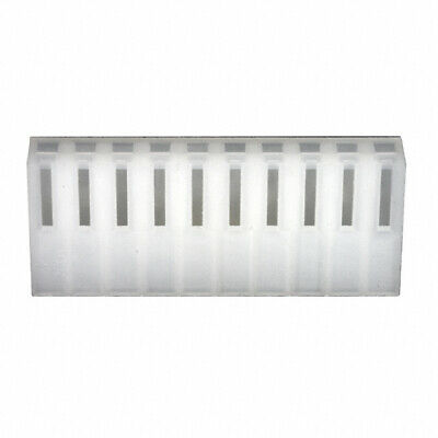"Molex 09-50-7101 10-Position Rectangular Housing Connector 0.156"" (280pcs)"