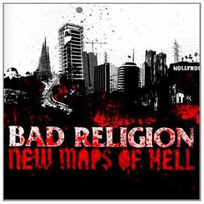Bad Religion-New Maps of Hell (UK IMPORT) CD NEW