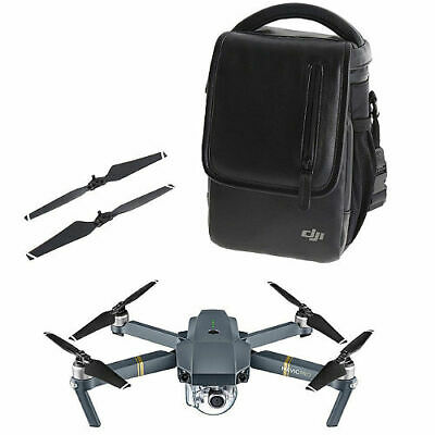 DJI Mavic Pro Folding Drone Quadcopter Bundle W/Remote-12 MP-4K Camera-GPS-NIB