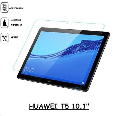 100%Genuine Tempered Glass Screen Protector Cover For Huawei MediaPad T5 10 10.1