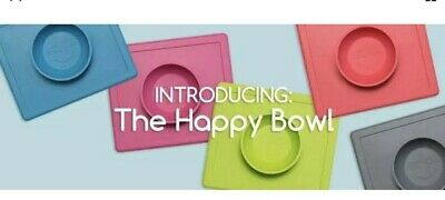 Baby The Original Ezpz Happy Bowl 2pack Lime And Coral
