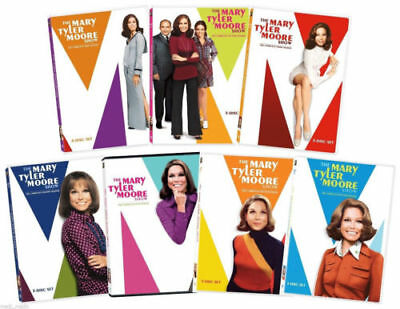 The Mary Tyler Moore Show: Seasons 1-7 The Complete Series  NEW