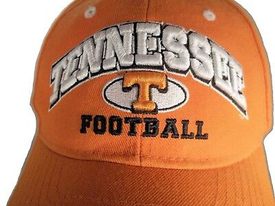 best service 9aded b4376 Tennessee Volunteers Vols Fitted ball Cap Zephyr The Z Hat Size 7 1 2