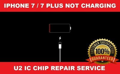 iphone 7 / 7 plus Not Charging (U2 Charge ic) Repair Service