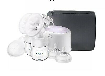Philips Avent Double Electric Breast Pump SCF334/22