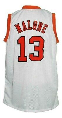 526dc5fea2f Moses Malone  13 Spirits Of St Louis Aba Basketball Jersey White - Any Size
