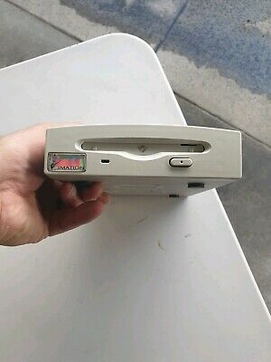IMATION super disk 120mb paralell port drive  free post