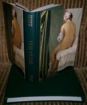 Folio Society: Clark Kenneth: The NUDE - A Study in ideal form    ART History