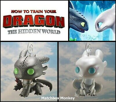 How to Train Your Dragon Hidden World Christmas Ornament POP Funko Adorno HTTYD