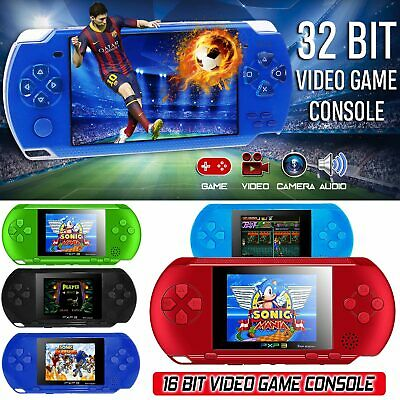 2019 PSP PXP3 PVP Portable Handheld Built-in Video Game Player Gaming Console