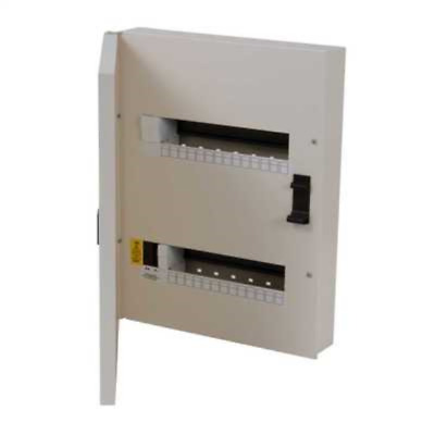 Schneider SEA9AN27 Acti 9 Isobar 27 Way Single Phase Distribution Board