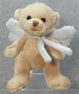 Bukowski Guardian Angel With Baby Blue Wings Teddy Angel Collection 15cms