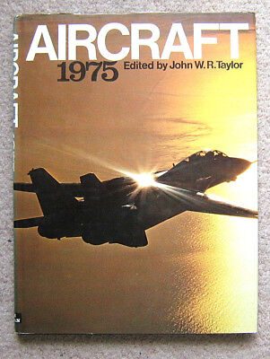 """""""aircraft""""  Annual  1975 (Excellent)"""