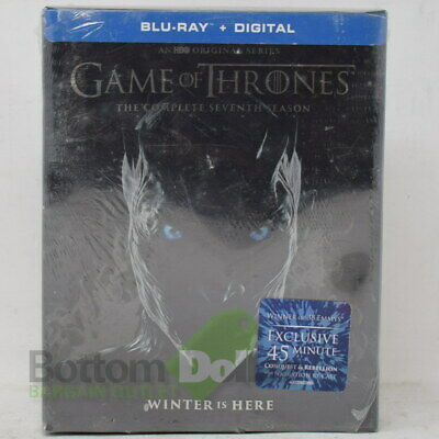 Game Of Thrones The Complete Seventh Season Blue-Ray & Digital Winter Is Here