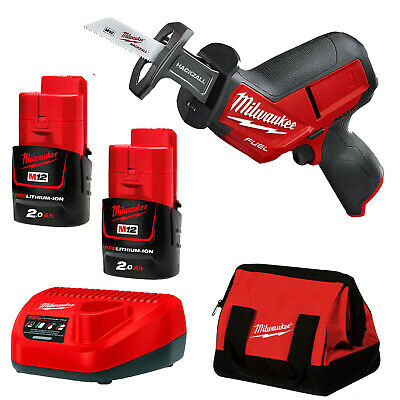 Milwaukee 12V Fuel M18 Brsuhless Hackzall Reciprocating Saw Combo Kit - AU STOCK