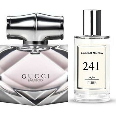 Fm241 Pure Perfume Women 50ml Gucci Bamboo 1000 Picclick Uk