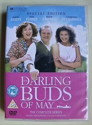 The Darling Buds Of May - The Complete Series (DVD, 2011), 6-Disc Set