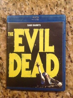 The Evil Dead (Blu-ray Disc, 2010)Authentic US Release