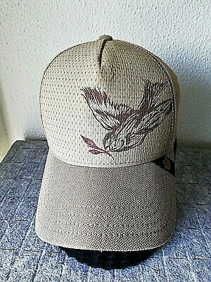 73811ec11865f NEW RARE GOORIN Bros 1333 Minna Embroidered Dragon Beige Baseball ...