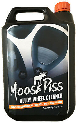 5L Iron Contamination Remover Alloy Wheel Cleaner X Fallout Decontamination