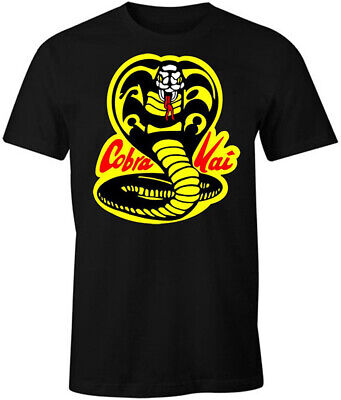 Cobra Kai T-Shirt Karate Kid
