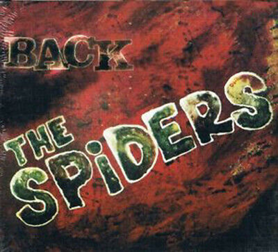 CD - Spiders / Back (7474)