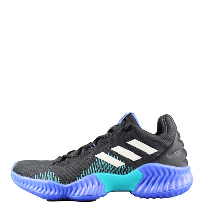 882aabf34 adidas Pro Bounce Low Men s Black Basketball Shoes 2018 Low Top Sneakers  AC7427