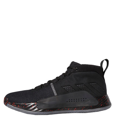 newest d433d 5cf9b adidas Dame 5 Peoples Champ Men s Black Basketball Shoes 2019 Sneakers  BB9316