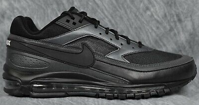 d7bedae4ac Nike Air Max 97/BW Men's Athletic / Casual Shoes Black Multiple Sizes  AO2406-