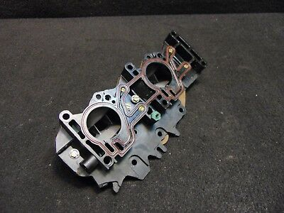 JOHNSON 115 HP spl outboard Intake manifold with reeds