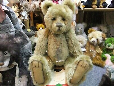 Dusty Paws Ltd No 21 By Charlie Bears SJ5488 ******SPECIAL OFFER********