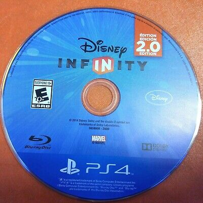Disney Infinity 2.0 Edition (Ps4) (Disc Only) 2846