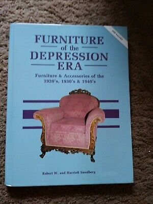 Furniture Of The Depression Era And Accessories