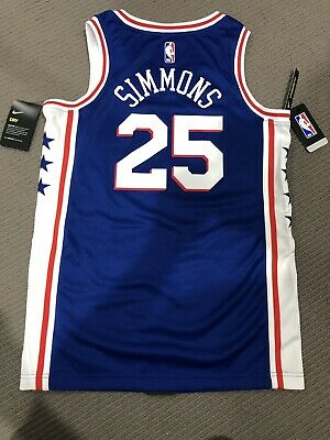 15315a4feaa GENUINE BRAND NEW NBA Nike jersey - 76ers Ben Simmons - Adult Small ...