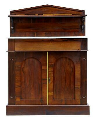 William Iv Rosewood Chiffonier Sideboard