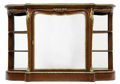19Th Century French Kingwood And Satinwood Credenza Sideboard