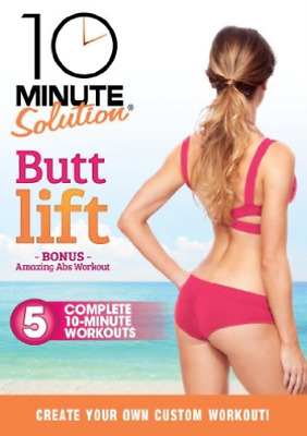 10 Minute Solution:butt Lift (Us Import) Dvd New