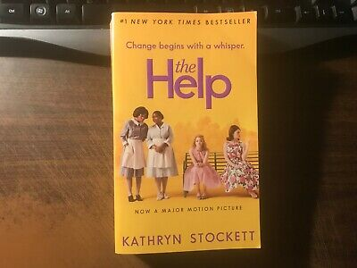 The Help by Kathryn Stockett Trade Paperback 2011