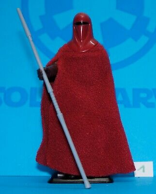 Star Wars Kenner Vintage Royal Guard no COO