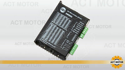 1PC DM860 Driver 24-80VDC 6A 256 Microsteps  ACT MOTOR