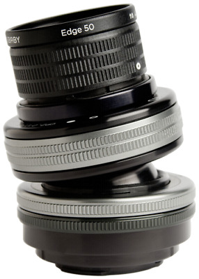Lensbaby Composer Pro II incl. Edge 50 Optic Samsung NX NEW